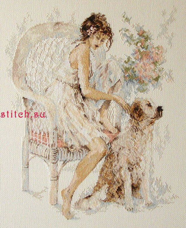 Набор для вышивания Lanarte