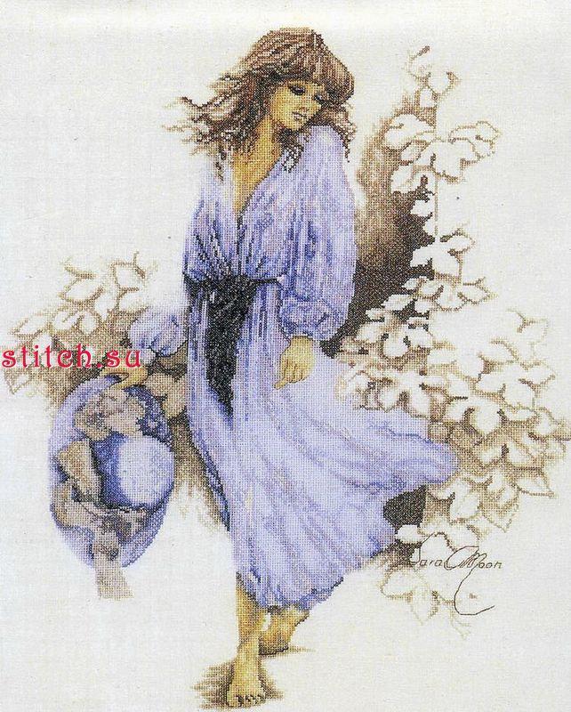 Наборы вышивок lanarte