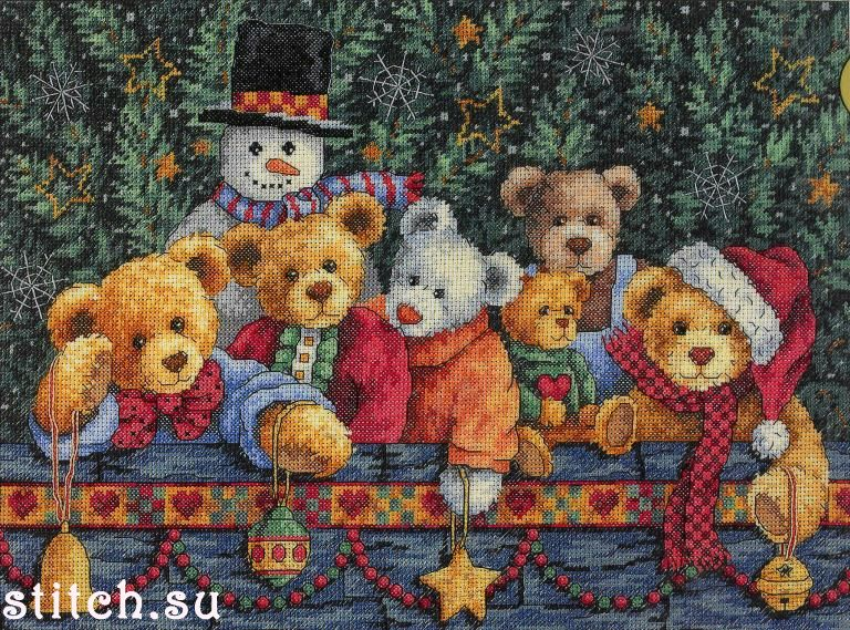3937664_Dimensions08761_Beary_Christmas (250x181, 18Kb) .
