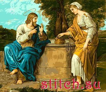 Наборы вышивки крестом goblenset