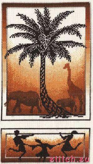 Вышивка крестом африканские истории золотое руно