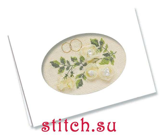 Рхемы вышивки фирмы риолис