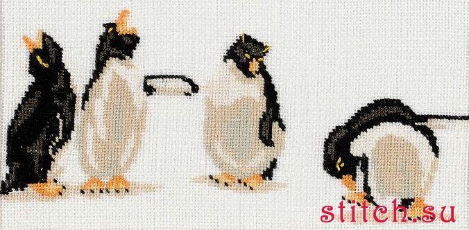 Наборы вышивки крестом ланарте
