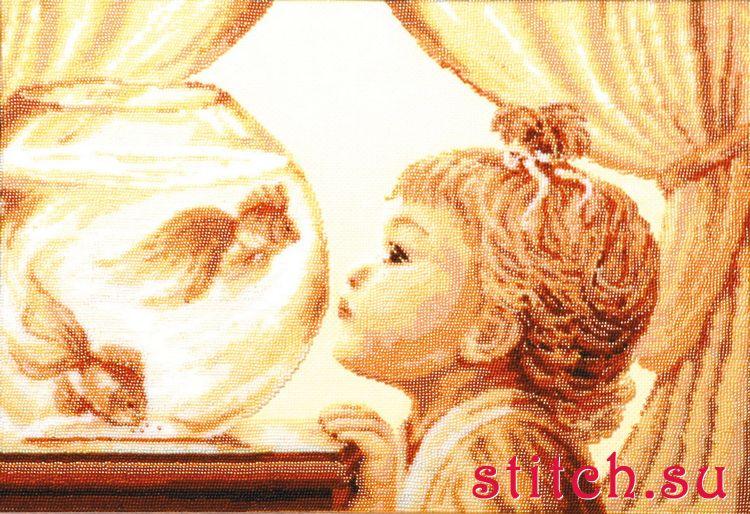 Вышивка золотые ручки лейла