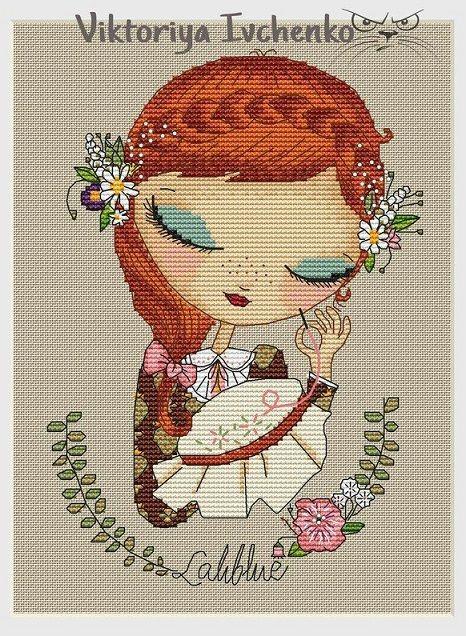 Виктория ивченко схемы вышивки