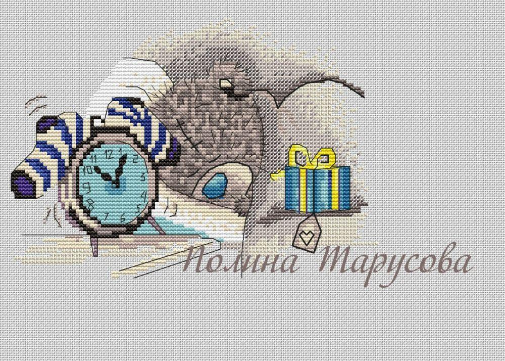 авторские схемы вышивки боженка