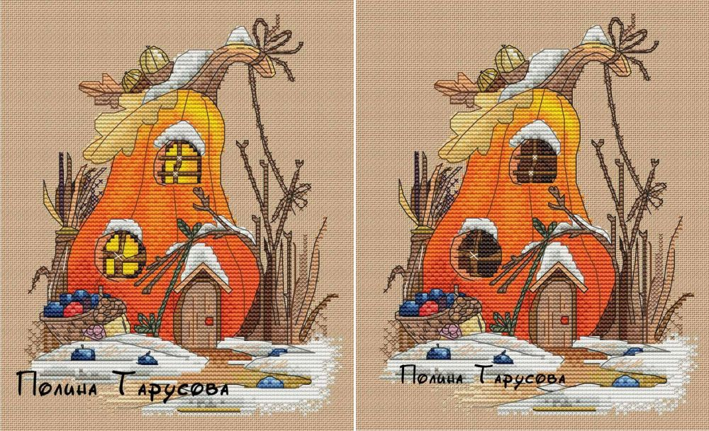 Полина тарусова схемы вышивки 35