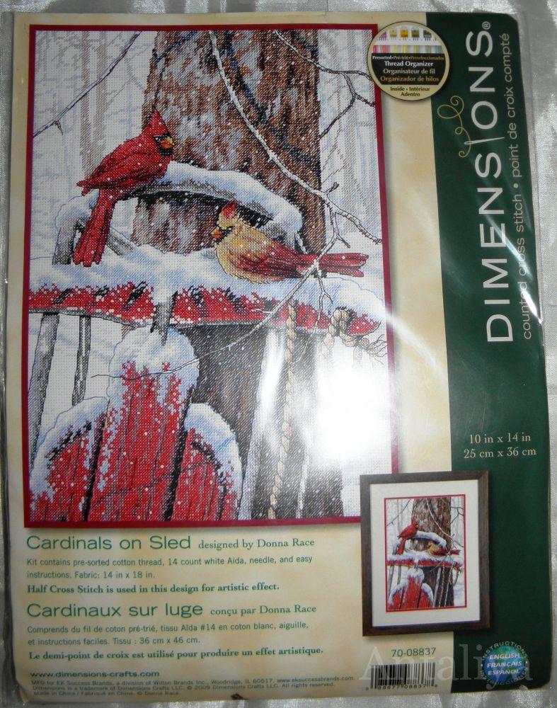 схема игрушка на елку снеговик (70-08896)