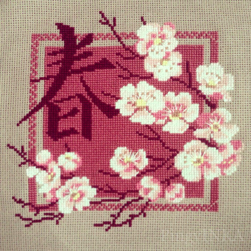 Китайская вышивка крестом бесплатные