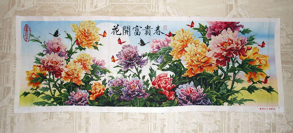 Вышивка крестом из китая заказать 23