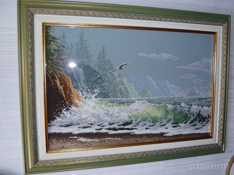 Залив гумбольдт вышивка схема 29