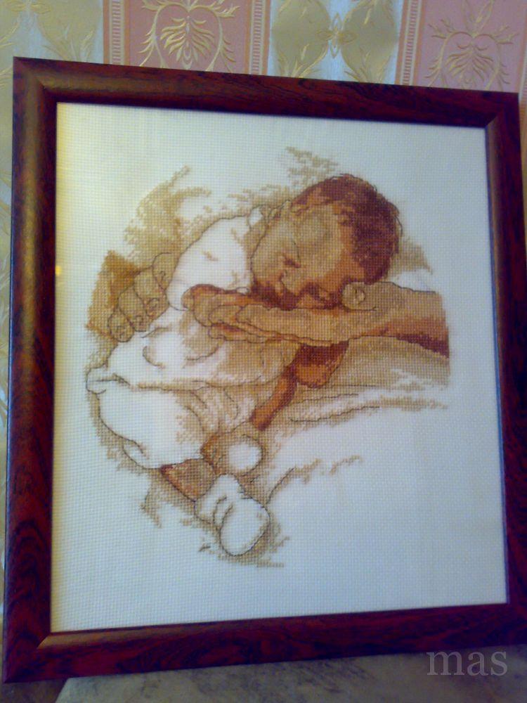 Схема Спящий Малыш