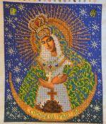 Остробрамская Богородица, Кроше (Радуга бисера)