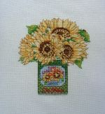 Bucilla 43772, Sunflowers