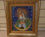Остробрамская икона Божьей Матери.Это моя первая...