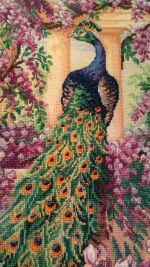 Anchor 01027 Павлин (The Peacock)