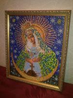 Кроше.Остробрамская Богородица.
