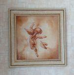 Lanarte 34859, Купидон и голубь (Cupid - dove) Оригинальный набор....