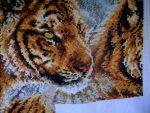 Два тигра DOME 130004