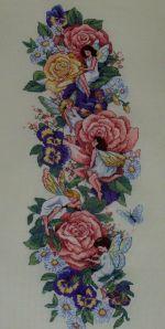 Dimensions 03805. Flower Fairies