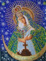 Радуга бисера. Икона Богородицы Остробрамская.